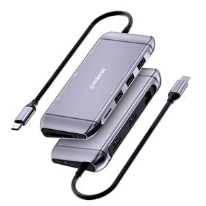 mbeat Elite X11 Dual HDMI 9-in-1 USB-C D