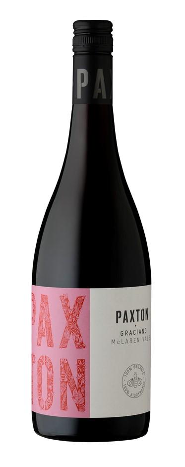 Paxton Graciano 2019 (6x 750mL), McLaren Vale. Screwcap.