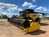 Unreserved 3x New Holland CR9080 Harvesters & Morris Seeder