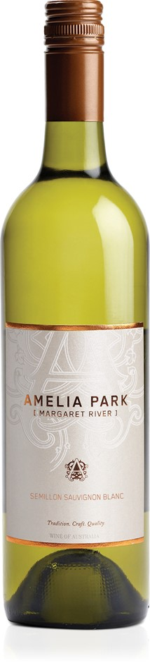 Amelia Park Semillon Sauvignon Blanc 2019 (12x 750mL). WA