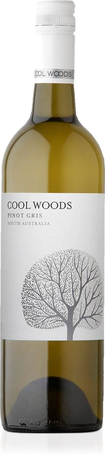 Cool Woods Pinot Gris 2019 (12x 750mL).