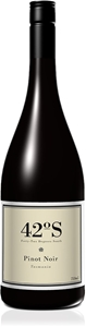42 Degrees South Pinot Noir 2020 (12x 75
