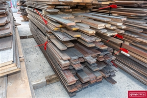 2x Packs of Assorted Recycled Timber Flo