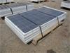 Qty 4 x Solar Panels