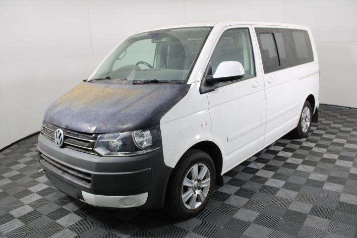 2010 Volkswagen Multivan Comfortline T5 T/Diesel (WOVR)