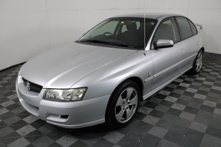 2005 Holden Commodore VZ Lumina Sedan 173,129 Kms