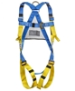 LIFT SAFE Full Body Safety Harness w/ 2 x Chest Attachment Loops, D-Ring, E