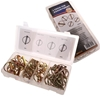 50pc Lynch Pin Assortment Contents: Refer Image. Buyers Note - Discount Fre