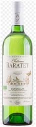 Maison Riviere Chateau Baratet Dry White 2014 (12 x 750mL) Bordeaux, France