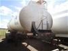 2001 GTE 2 Compartment Triaxle Tanker Trailer/ S/S Sulphuric Acid Tanker
