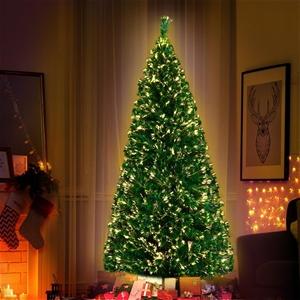 Jingle Jollys Christmas Tree 1.8M 6FT LE