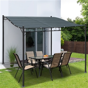 Instahut Gazebo 3x2.5m Party Marquee Out