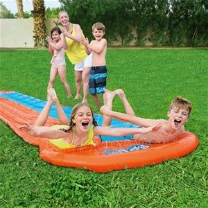 Bestway Inflatable Water Slip Slide Doub