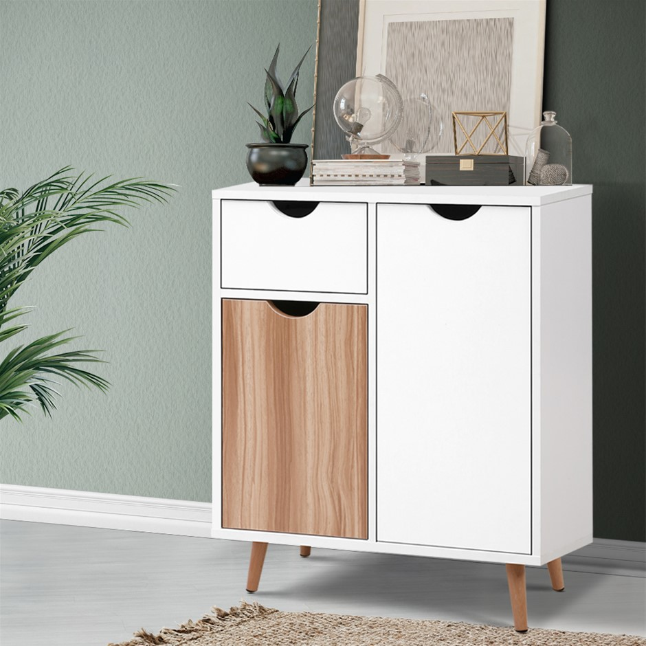 Artiss Buffet Sideboard Cabinet Storage Hallway Table Cupboard Wooden