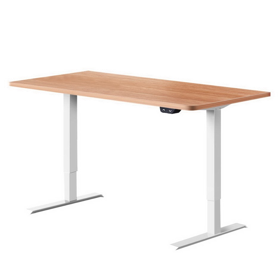Artiss Roskos I Motorised Electric Height Adjustable Standing Desk 140cm