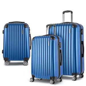 Wanderlite 3pc Luggage Sets Suitcases Se