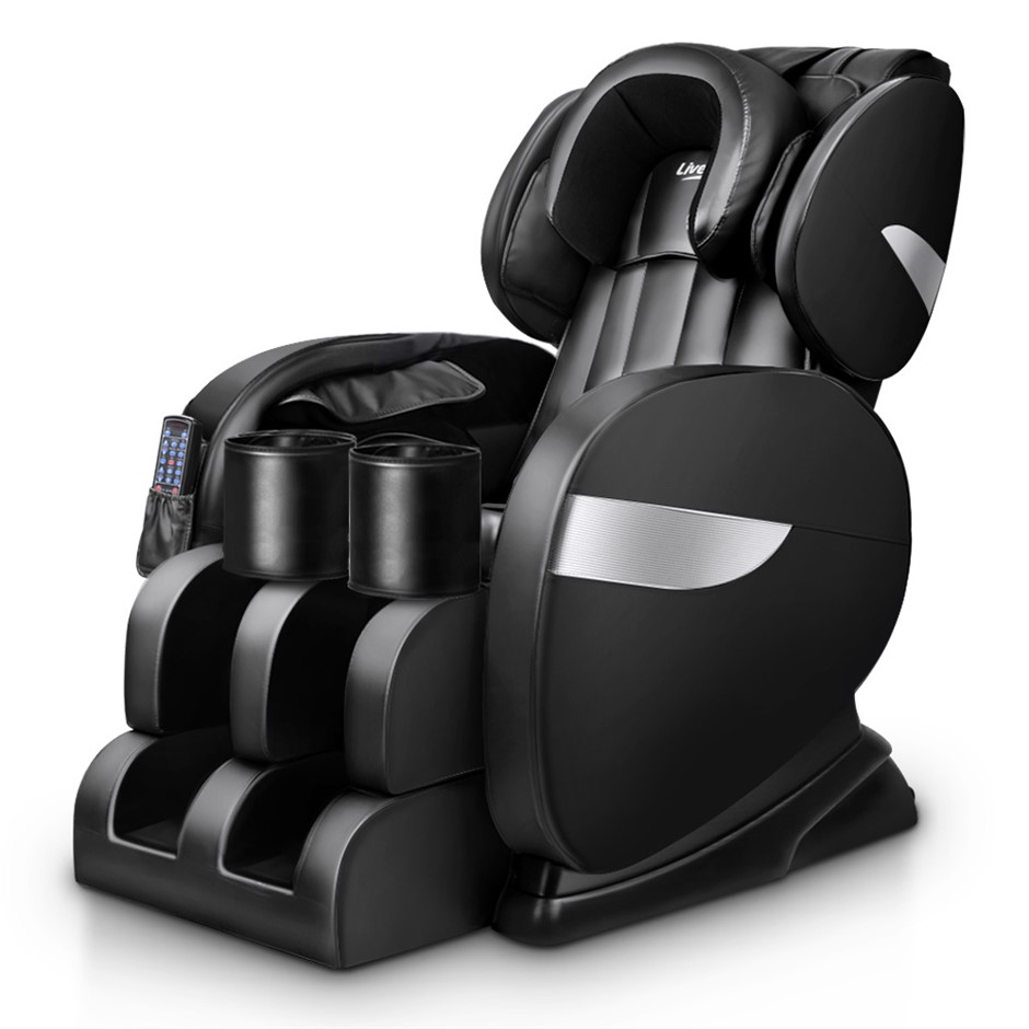 Livemor Electric Massage Chair - Black