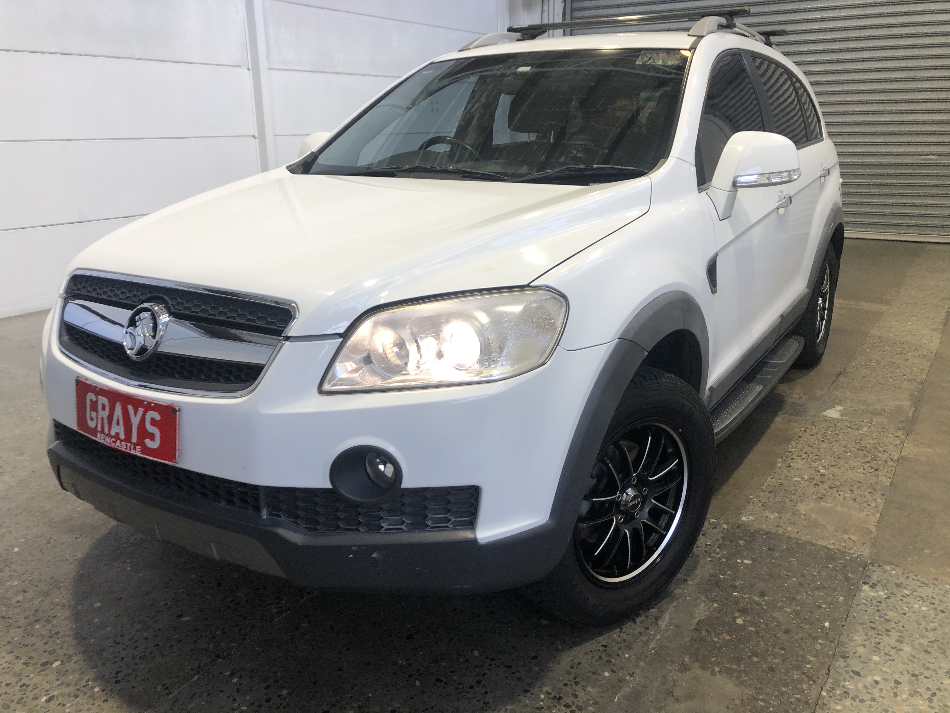 2009 Holden Captiva LX (4x4) CG Automatic 7 Seats Wagon