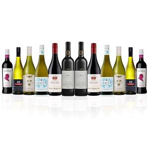 Big Brands Mixed Wine Box (12x 750mL)
