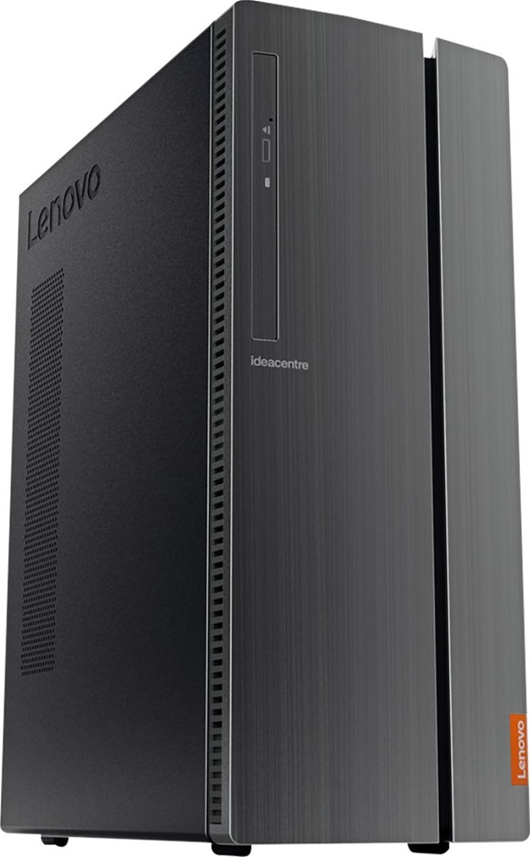 Lenovo IdeaCentre 510A-15ICB Slimline Case Desktop PC, Grey
