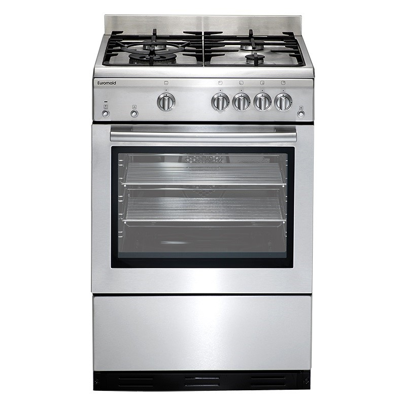 Euromaid GEGFS60 Gas Oven + Gas Cooktop