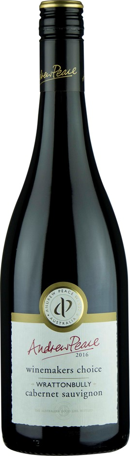 Winemakers Choice Wrattonbully Cabernet Sauvignon 2016 (12 x 750mL) SA