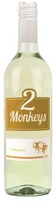 2 Monkeys Chardonnay 2020 (12x 750mL) SE