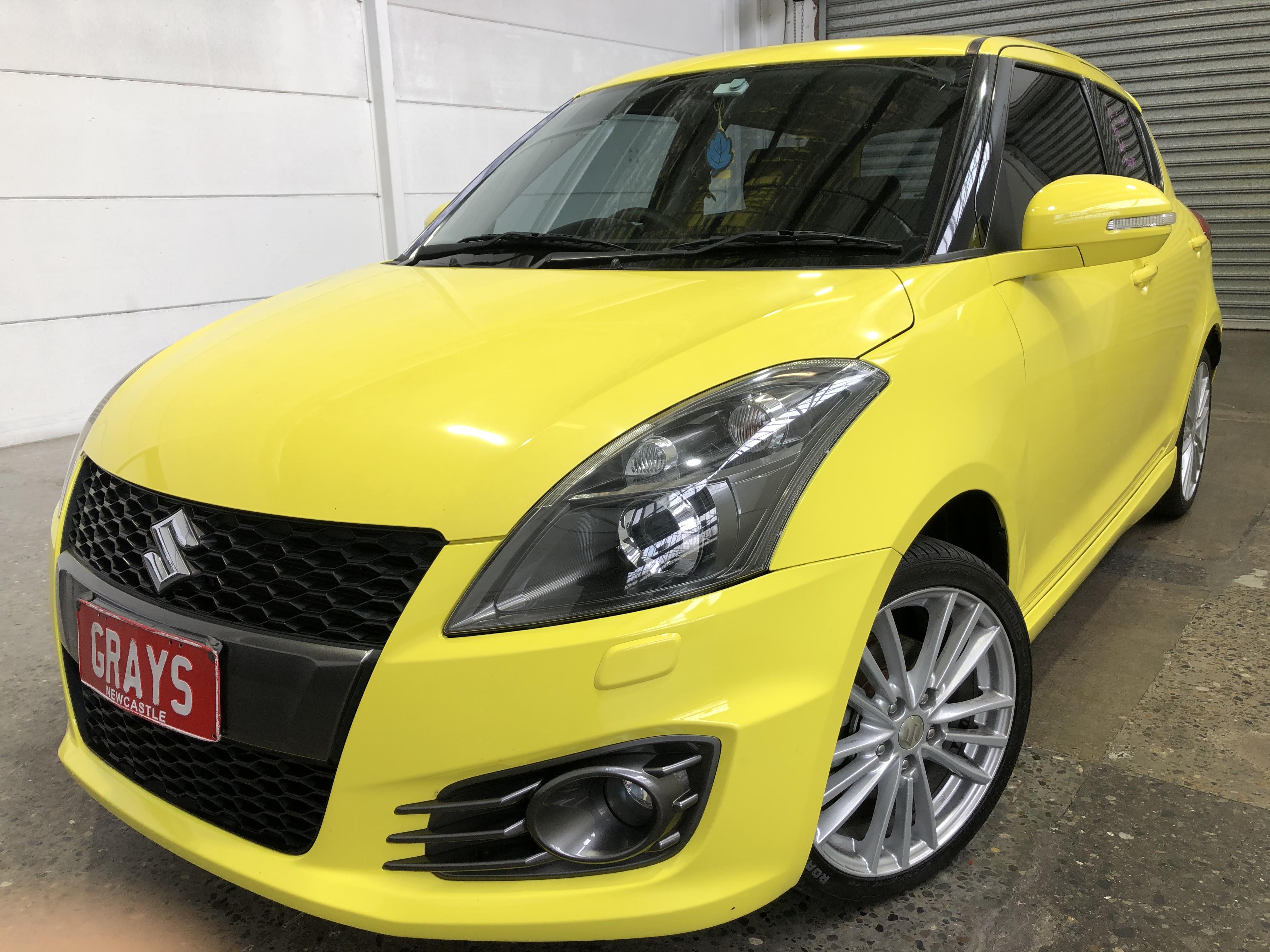 Suzuki Swift Sport FZ CVT Hatchback