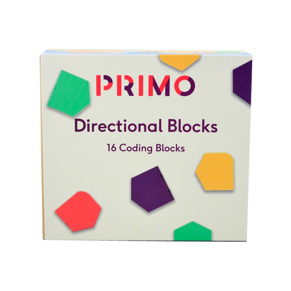 Primo Toys Directional Blocks