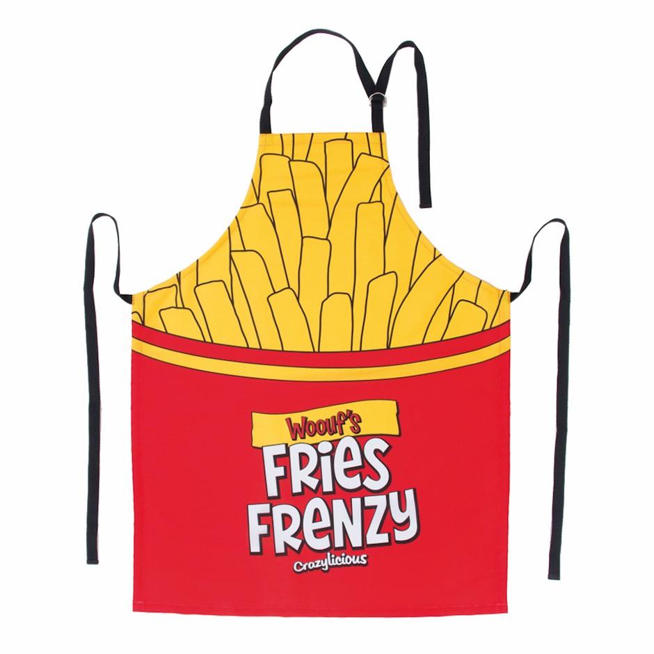 Woouf Kitchen Apron Fries - 2Pk