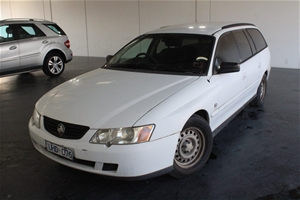 2004 Holden Commodore Executive Y Series