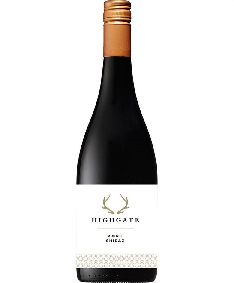 Highgate Mudgee Organic Shiraz 2016 (12x 750mL).