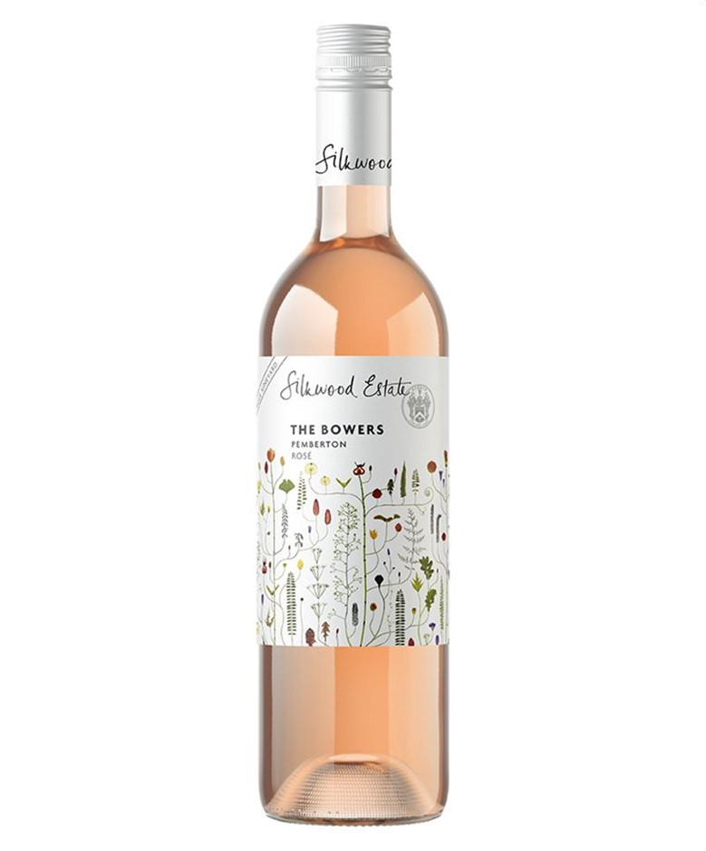 Silkwood 'The Bowers' Rose 2019 (12x 750mL).