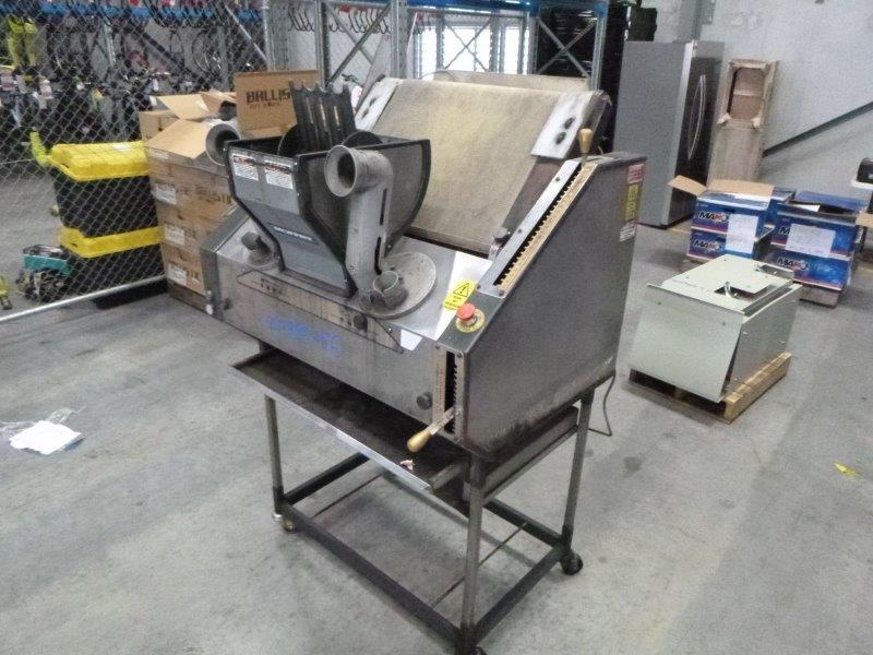 Moffat Dough Rolling/Moulding Machine