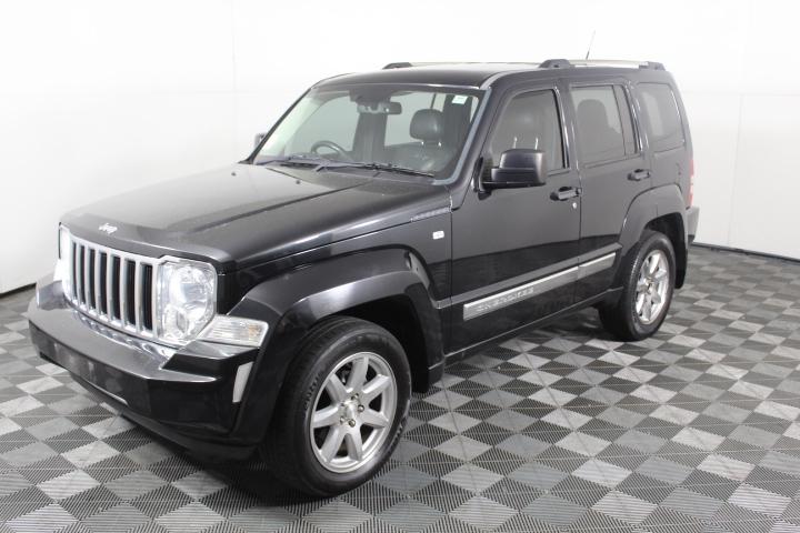 2010 Jeep Cherokee Limited (4x4) KK Auto Wagon 101,971 km's