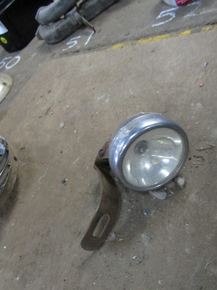 Old Style bulbed light