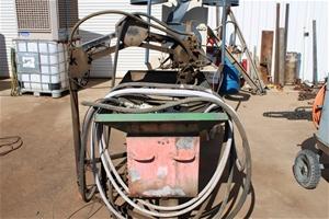 Electric Rock Tool Sharpener