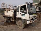 Water, Crane & Prime Mover Trucks