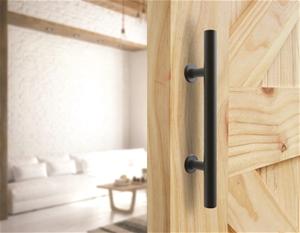 Carbon Steel Door Handle & Flush Pull Wo