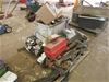 Pallet of Assorted Trailer Parts