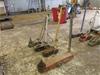 4x Heavy Duty Hydraulic / Pneumatic Trolley Jacks