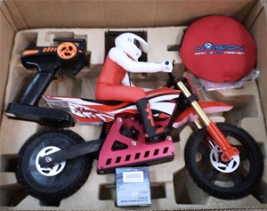 Super Rider Sr4 1 4 Scale Rc Dirt Bike Auction 0003 2129916