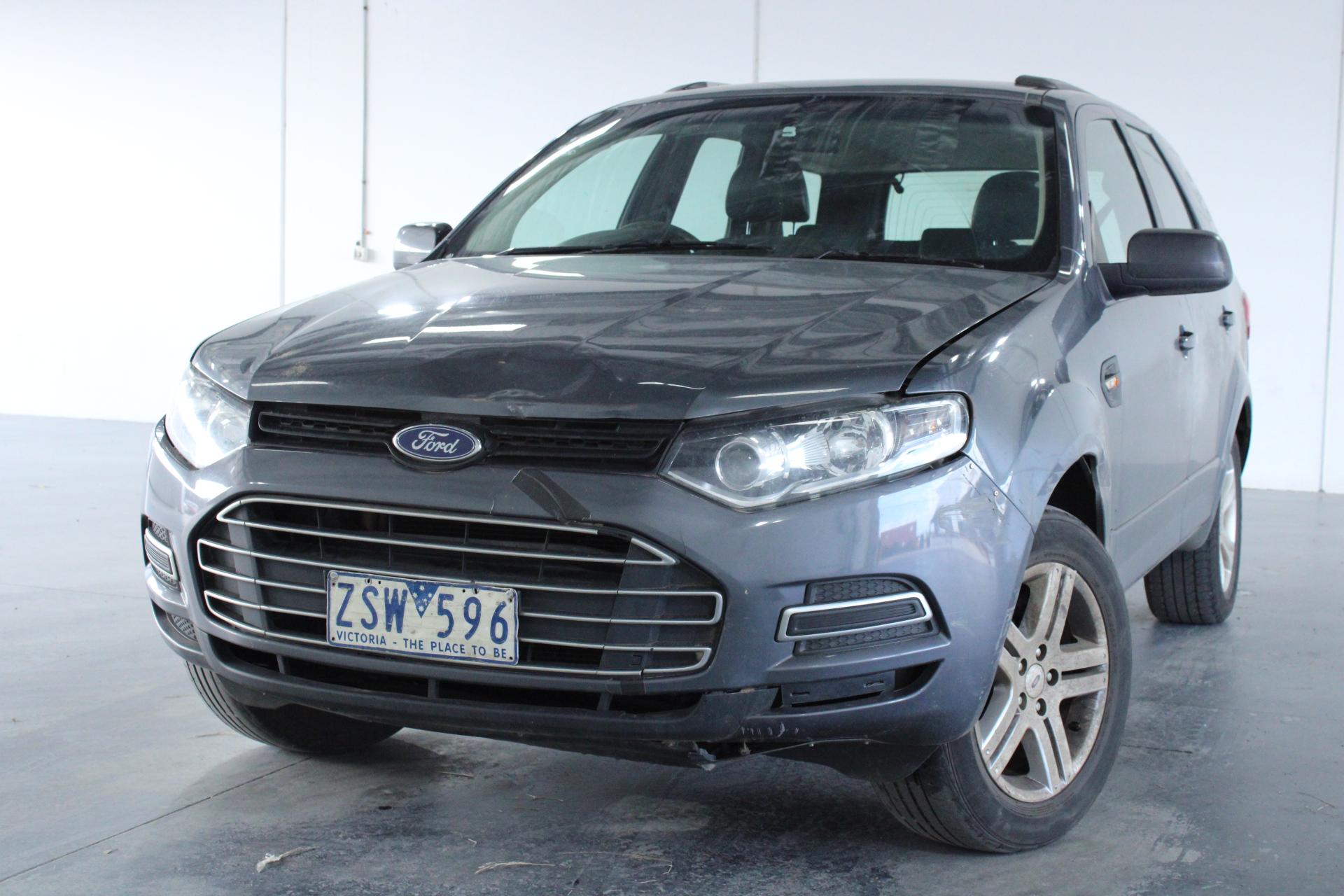 2013 Ford Territory TX (RWD) SZ Automatic 7 Seats Wagon
