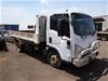 2011 Isuzu NPR5SN 4 x 2 Tipper Truck