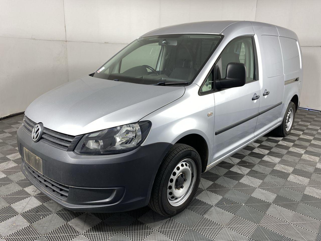 2014 Volkswagen Caddy TDI250 MAXI BlueMotion T/Diesel Van