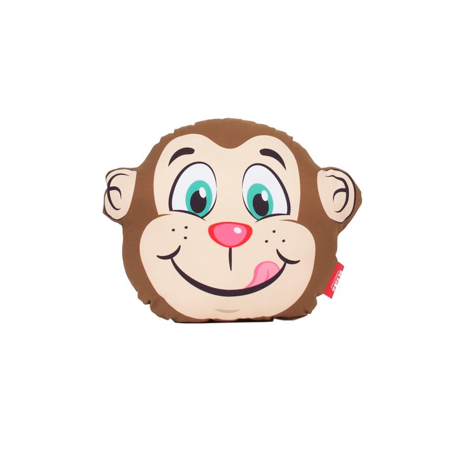 Woouf Cushion - Monkey