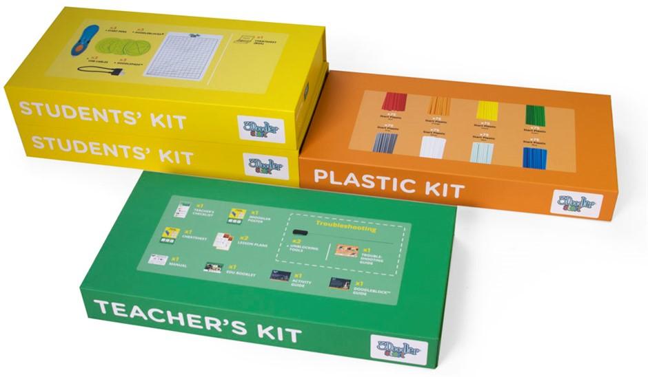 3Doodler Start Learning Pack (6pens)