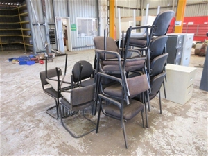 17 x Office Chairs