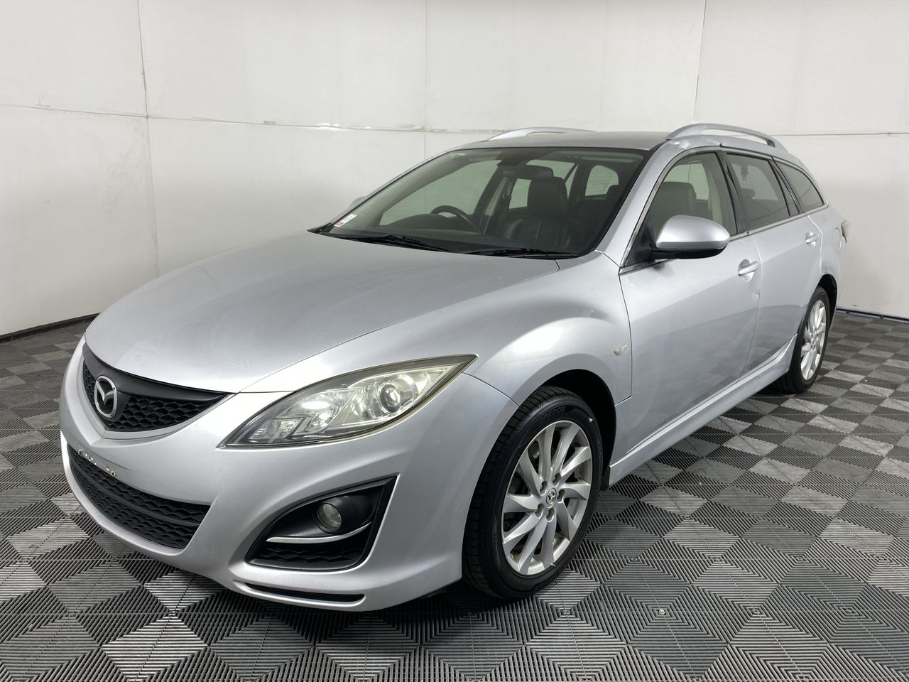 2010 Mazda 6 Classic GH Automatic Wagon (WOVR-Inspected)