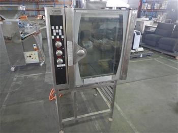 Zannussi FCS101E4 Combi Oven